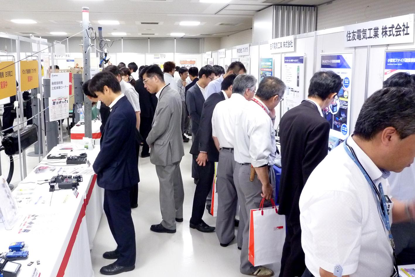 2015商品展示説明会 in 北海道