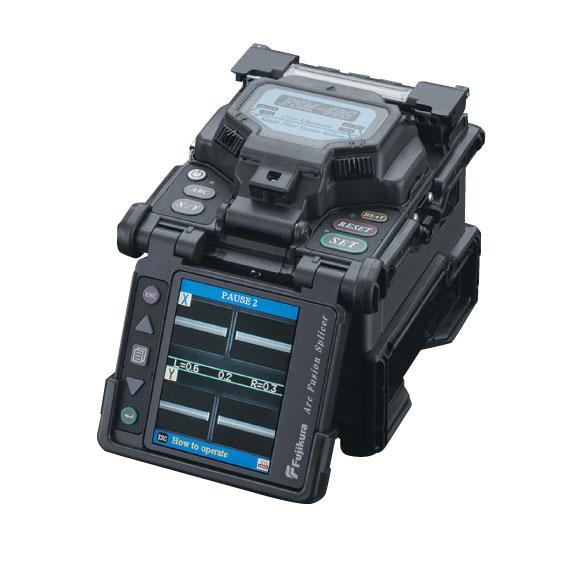 直視型融着接続機(FSM-60S)