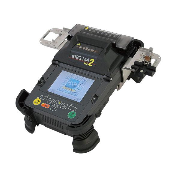 ドロップ対応4心融着接続機(S123M4DⅡ) 1