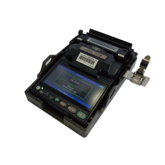 ドロップ対応4心融着接続機(12R)