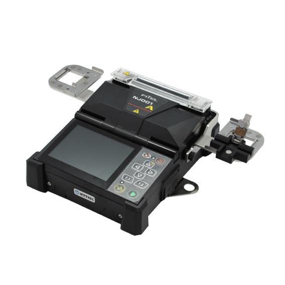 ドロップ対応単心融着接続機(NJ001AD) 1