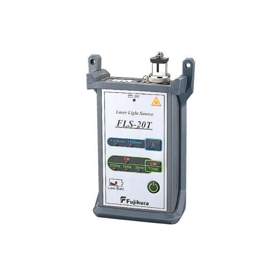 光ファイバ心線対照器用光源(FLS-20T)