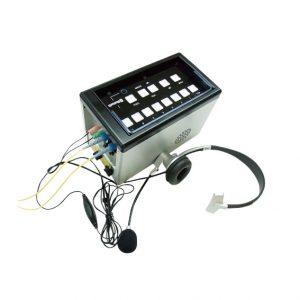 光ファイバ多点通話装置2