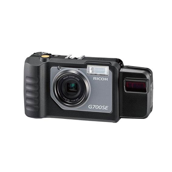 バーコード対応デジタルカメラ