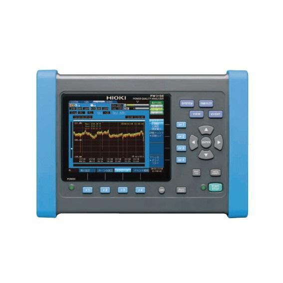 電源品質アナライザ(PW3198) 1