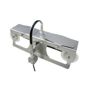 つり線調査用カメラケーブル支持工具