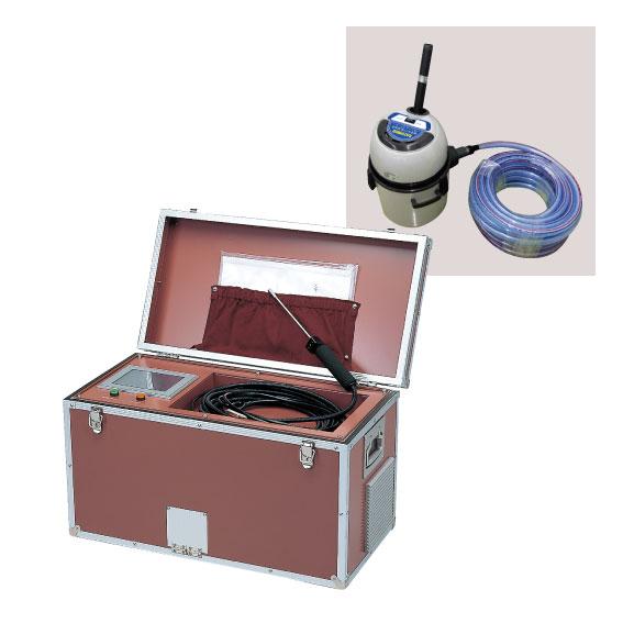 ヘリウムガス検出装置