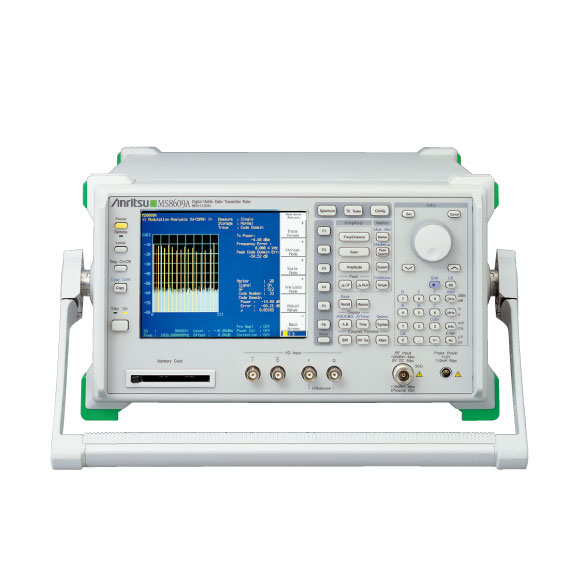 送信機テスタMS8609A(Ⅳ)