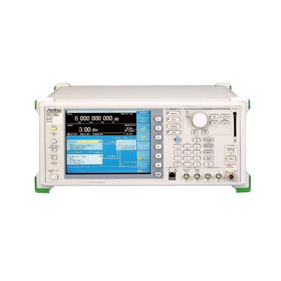 ベクトル信号発生器(MG3700A)Ⅰ