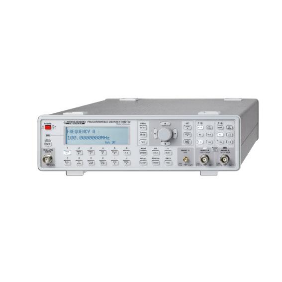 周波数カウンタHM8123
