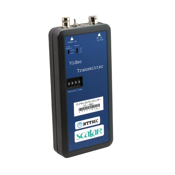 ワイヤレストランスミッター(VT-100S)