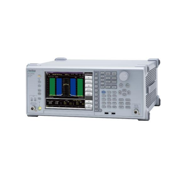 シグナルアナライザ(MS2830A)業務用無線シリーズ